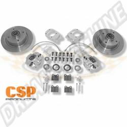 Kit freins à disques avant CSP 4x130 pour modèles 1302/1303