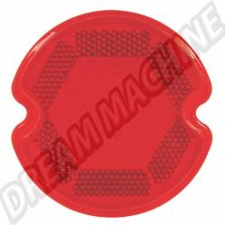 Cabochon de feu arrière rouge combi split 58---->>61