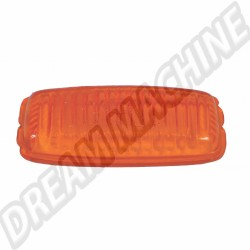 Cabochon arrière de feu de recul orange Combi 68-->79