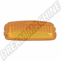 Cabochon arrière de feu de recul jaune Combi 68-->79