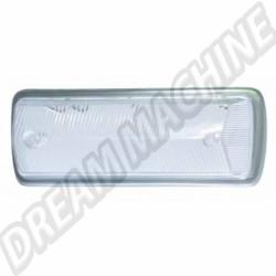 Cabochon de clignotant transparent droit Combi 68-72