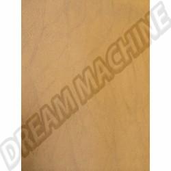 Vinyl de siège Westfalia, Jaune moutarde, largeur 130cm, vendu par longueur de 100cm Westfalia 8/1967-7/1973