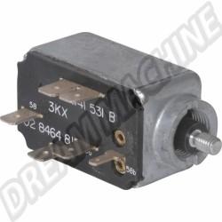 Interrupteur de phare 67---->> sauf 1303