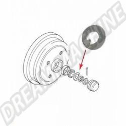 311405661 rondelle de roulement de roue 8/65-
