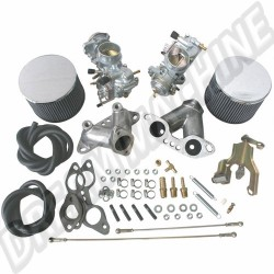 Kit complet de 2 carburateurs 34mm moteur 1700-2000cc CB Performance
