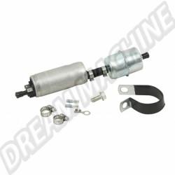 Pompe à essence électrique rotative auto-régulé