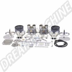 47-7319-0  Kit complet de 2 carburateurs double corps 44mm Empi HPMX  690€