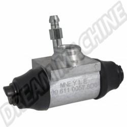 Cylindre de roue, freins arrière, 17.46mm, pour véhicule équipé d'un régulateur de pression à votre convenance: Mk1 Golf, toutes les années Mk1 Cabrio, ..