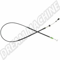 Câble d'accélérateur pour Transporter T4 2.4 D jusqu'à 12/95