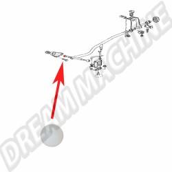 Rotule droite sur fourchette de sélection des vitesses pour Transporter T4 7D0711131 7D0 711 131 701711131 701 711 131