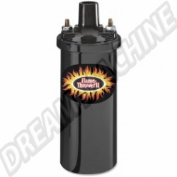 Bobine Pertronix noire Flame-Thrower II 45.000 Volts 6 Ohms
