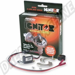 Système électronique Ignitor pour allumeur à dépression 6V 71->