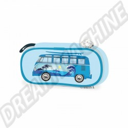 930285 Trousse bleue Combi surf 23x9x7cm