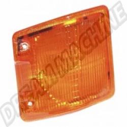 Cabochon de clignotant orange droit 80-->92