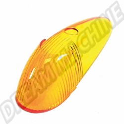 Cabochon de clignotant orange 58-->>63 Hella