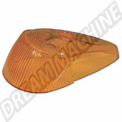 111953161JR Cabochon de clignotant orange 63--->, l'unité