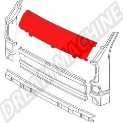 Tôle de réparation de la façade supérieure droit  de T25