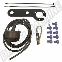 Kit faisceau électrique 12V pour attelage Transporter 80-91 DM000399