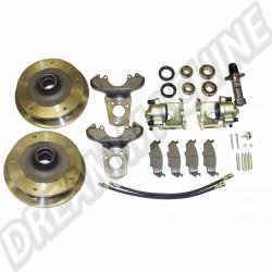 22-2880-0 Kit frein à disque avant complet 5x205 pour pivots -->65