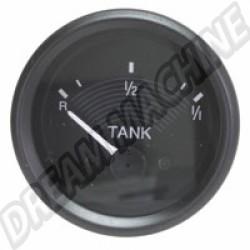 AC957071 Cadran de jauge à essence Smiths 12V T1 68-->