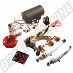 Kit air ride avant 2 valves T1 67--->>