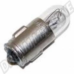 Ampoule de tableau de bord 6V (2w)