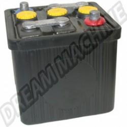 Batterie 6 V - 66 Ah Vintage (vide) 111915021 111 915 021 111999238 | Dream-Machine.fr