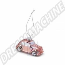 Boule de décoration Coccinelle rose 35D087790B | Dream-Machine.fr