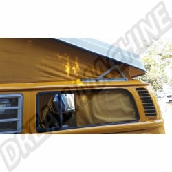 Charnières inox de toit relevable Westfalia pour Combi 68 ->73 - par 2 231 070 712 A 231070712A VW Bay Window | Dream-Machine.fr