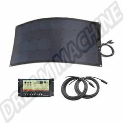 Kit de panneaux solaires  ultra-légers de 100 W | dream-machine.fr