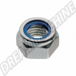 N01100818 Écrou hexagonal acier zingué Ø 8 mm