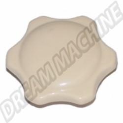 113711623AWH Bouton de chauffage ivoire 52-->>64