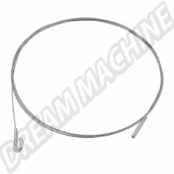 Cable d'accélérateur combi split 01/55 ---->>10/64  Longueur 3564mm