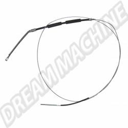 211609701H Cable de frein à main type 2 7/67---->>2/68 3438mm