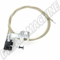 Cable de toit ouvrant gauche 1303 73-75