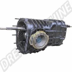 002300043JX Boite de vitesse Vw Bus 1700cc 71>73  echange standard