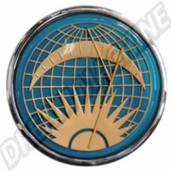 Bouton de klaxon Sun and Moon pour volant Banjo