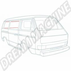 Joint de lunette arrière Deluxe Transporter 80-92