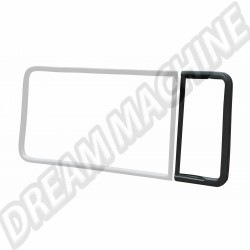 221847673A Joint de déflecteur de vitre latérale centrale ou arrière 68-->79 gauche ou droit