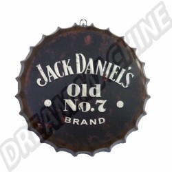 Capsule murale Jack Daniel's  diamètre 34cm Dm80903409 | Dream-Machine.fr