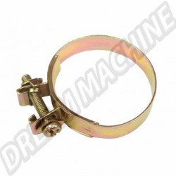 N0245074 Collier de manchon de pipe double admission petit modèle