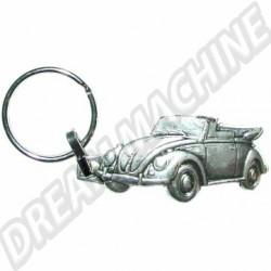 Porte clés coccinelle cabriolet
