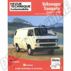 Revue technique Transporter -->1990