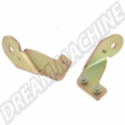 Kit supports pour ceinture de sécurité à enrouleur 64--> DM0918 |  Dream-Machine.fr