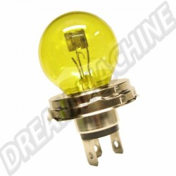 Ampoule code europe 12v jaune 45/40w culot CE N0177632Z N 017 76 32Z | Dream-Machine.fr