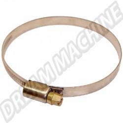 Collier de serrage sur manchon de remplissage essence 68--> 111501159B