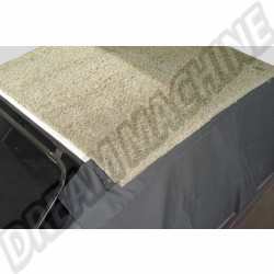Crin et enveloppe de matelassure de capote golf1 cabriolet | dream-machine.fr