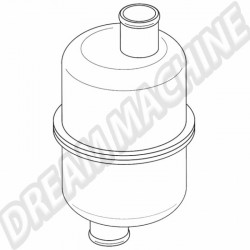 Séparateur d'huile en plastique 1050-1300cc 85-91   052103495