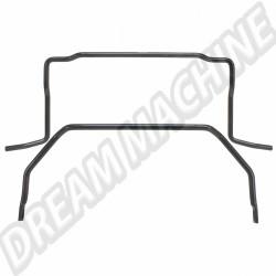 Kit barres anti-roulis H&R avant et arrière pour Golf 1, Jetta 1, Golf 1 Cabriolet VW | Dream machine