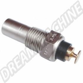 Sonde à vis de température d'huile (M10 x 1.0)
